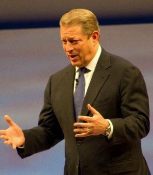 Black Activists Criticize Al Gore for Comparing Climate     Change to Slavery