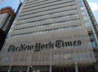 The New York Times Warms to Climate Change Skepticism
