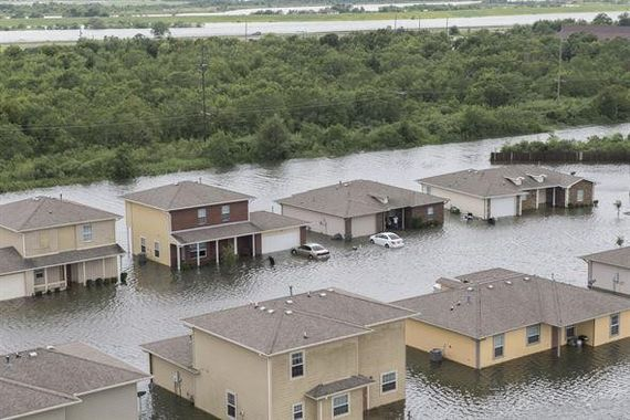 Four Out Of Five Harvey Victims Don't Have Flood Insurance