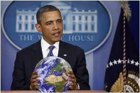 Top 5 Lies Of Obama's Climate Change Speech