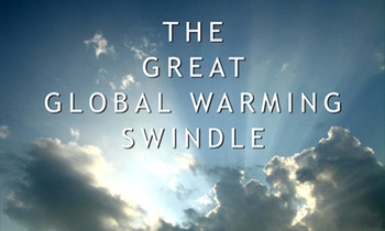 History of the Global Warming Swindle