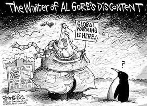 The global-warming agenda - the scam
