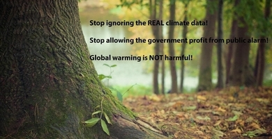 IPCC CLIMATE CHANGE REPORT PROVEN FALSE!