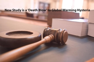 New Study Is a 'Death Blow' to Global Warming Hysteria