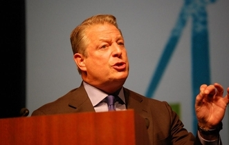 AL GORE's 'LESSER OF TWO EVILS' PROPAGANDA