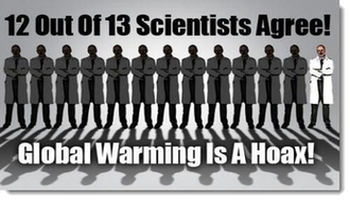 The Lie of Global Warming